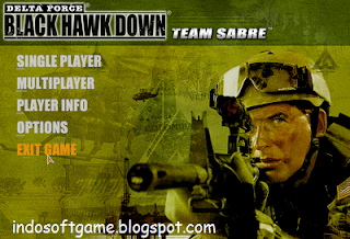 Download Game Delta Force Black Hawk Down Team Sabre