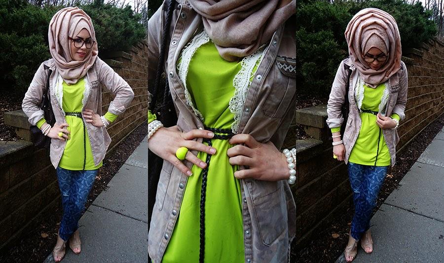 Fashion Mengayakan Fashion Tudung Trend Bagi Remaja