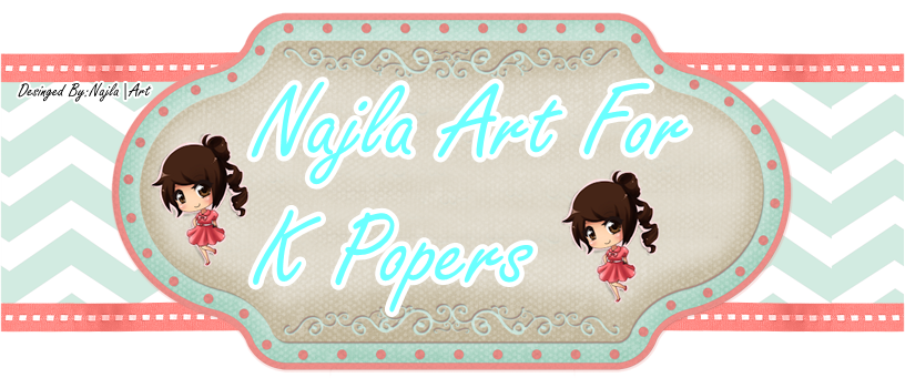 Najla Art For K popers