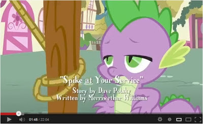 My Little Pony: Friendship is Magic - Spike at Your Service