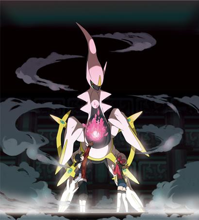 thiệu về Pokemon huyền thoại  Legendary Pokemon - Pokemon