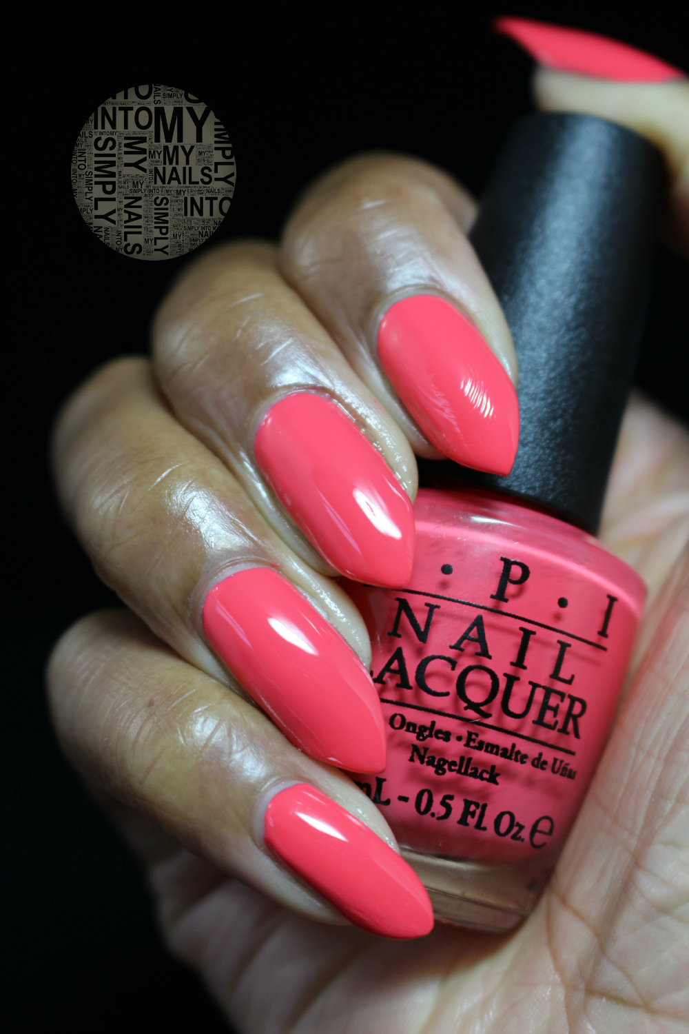 Live.Love.Carnaval by OPI | Simply Into My NAILS