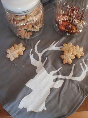 Rezept Weihnachten Plätzchen mit Yogi-Tee