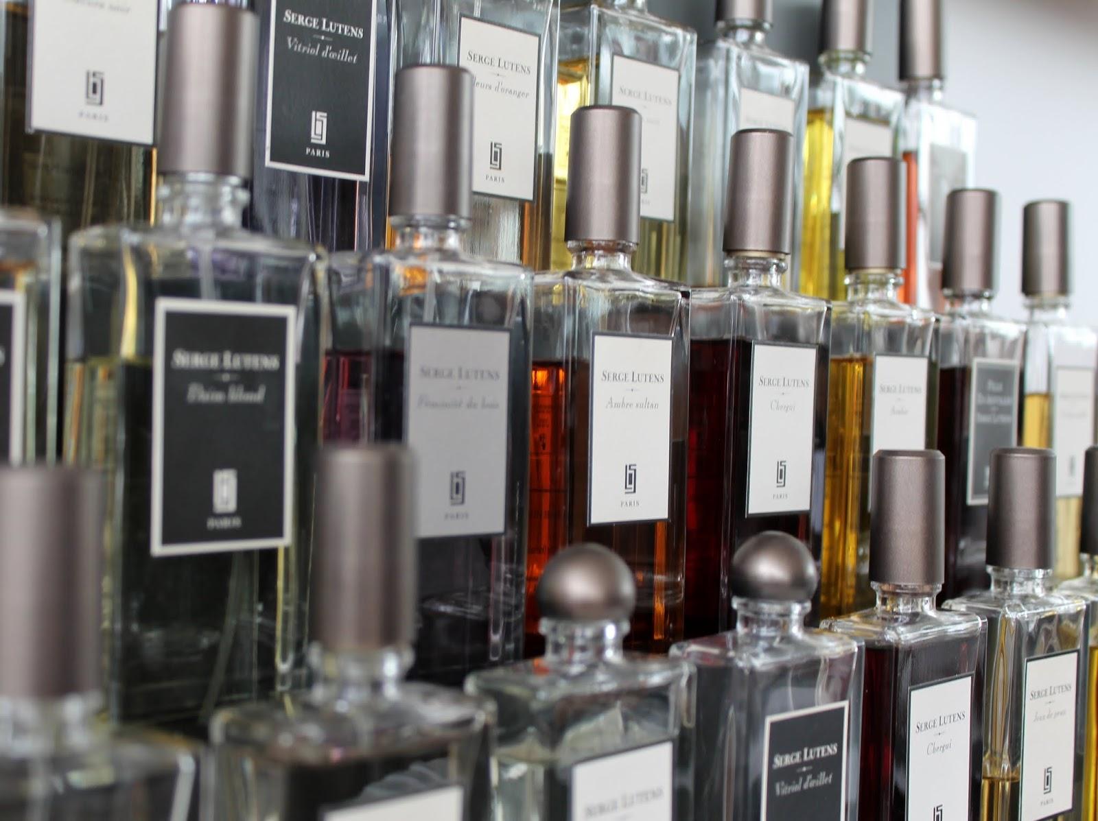 Serge Lutens Parfum Kollektion