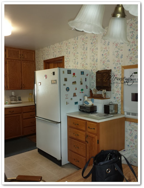 Awkward kitchen layout
