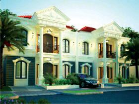 ikapalas batam perumahan victory residence dengan desain