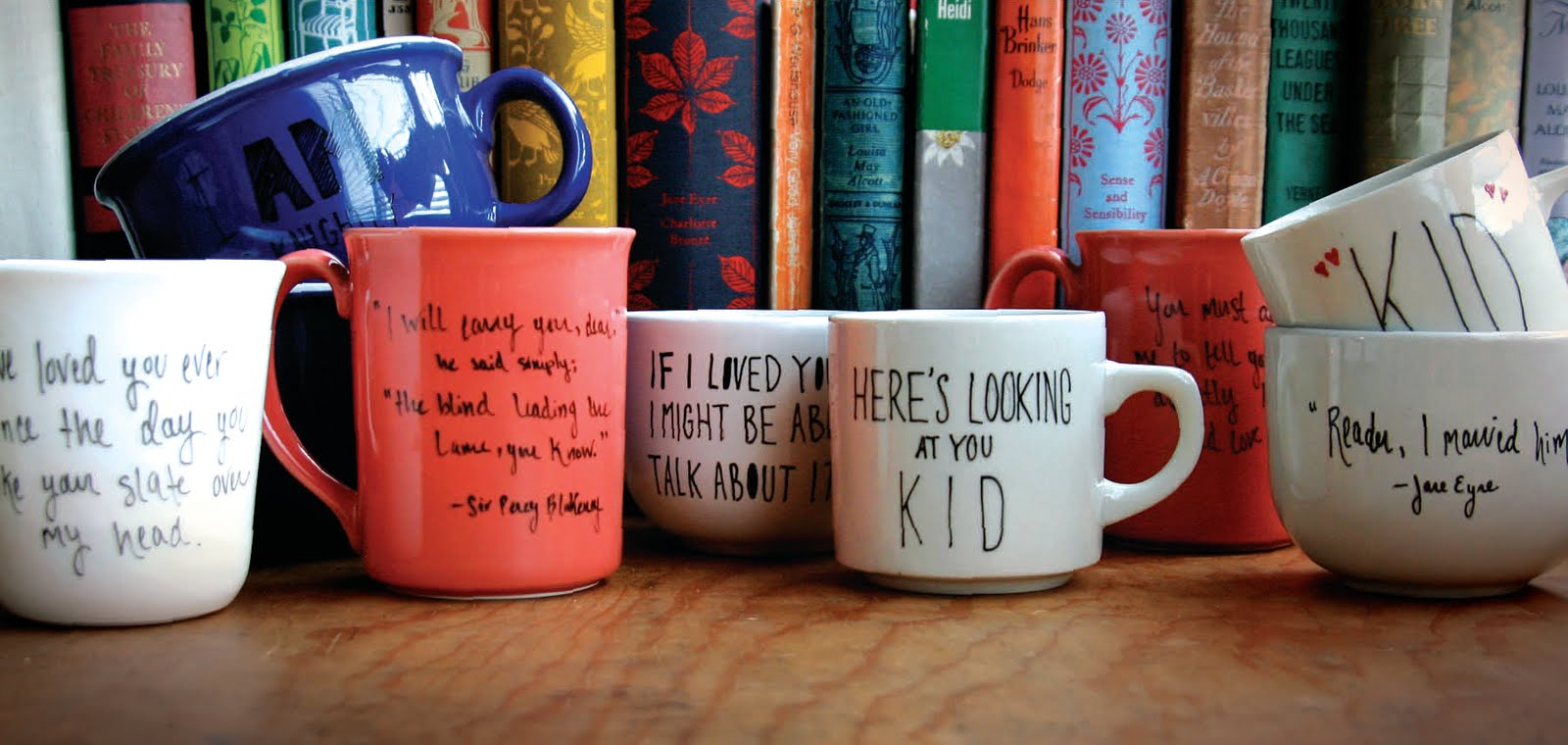 Sarah fritzler diy literary quote mugs these literary quote mugs were my valentines this year im so happy with the way they turned out yeeess i know its november solutioingenieria Choice Image