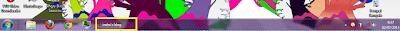 How to Create a Program Icon in the Middle of the Taskbar 7