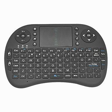 mini teclado Rii i8 Wireless