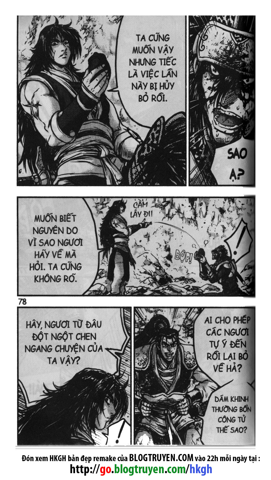 Hiệp Khách Giang Hồ chap 415 Trang 11 - Mangak.info