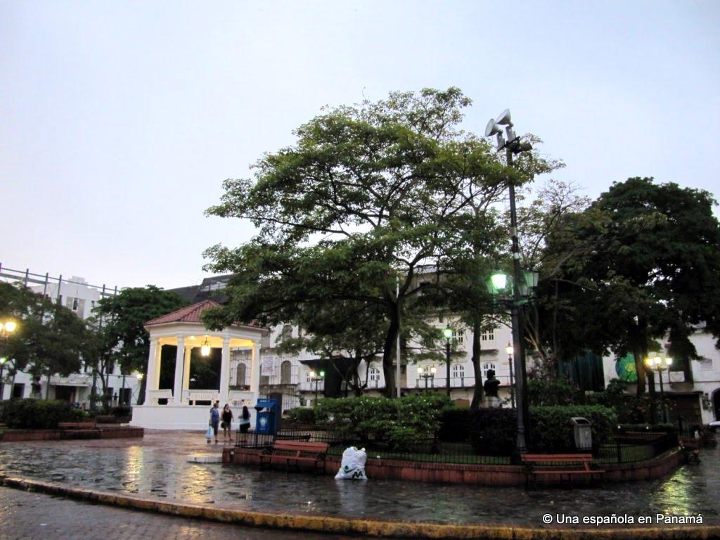 plaza catedral panama