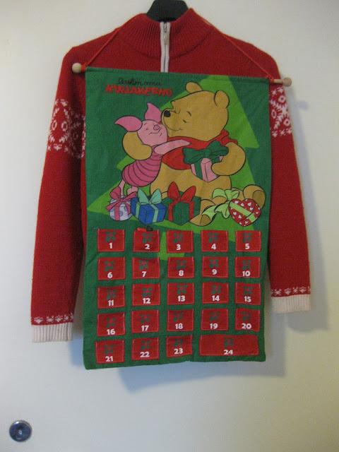 kankainen joulukalenteri