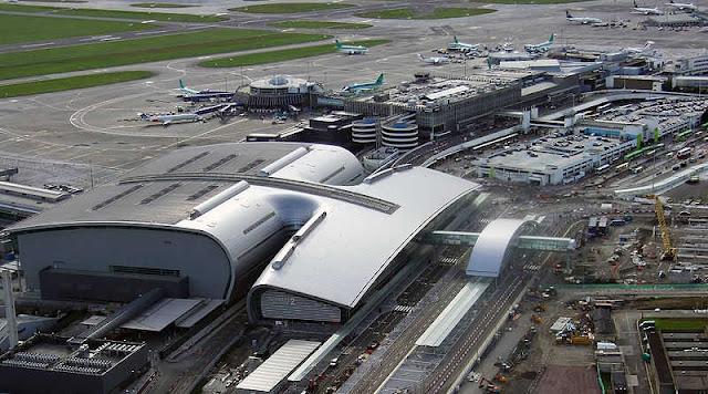 Πτήσεις από Ελλάδα προς Ιρλανδία - Δουβλίνο