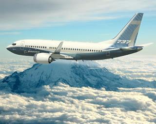 Illustrasjonsbilde av Boeing 737 Max brukt til sydentur.