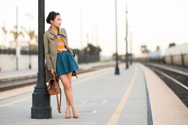 DIY falda plisada. Como hacer falda plisada.