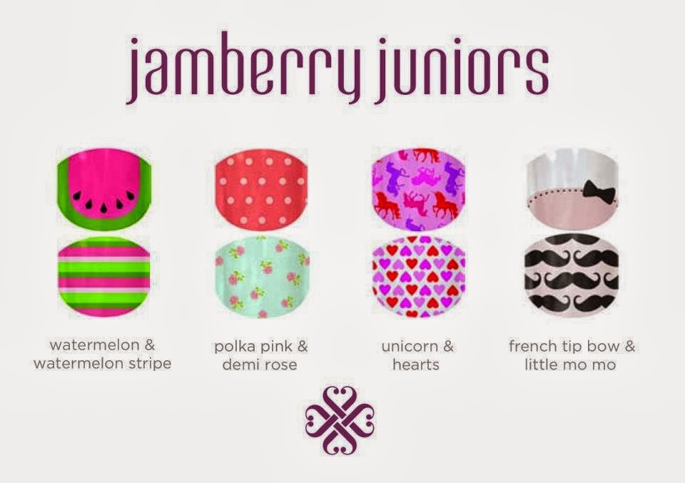 Emily Pearson - Jamberry Independent Nail Consultant: Jamberry Juniors