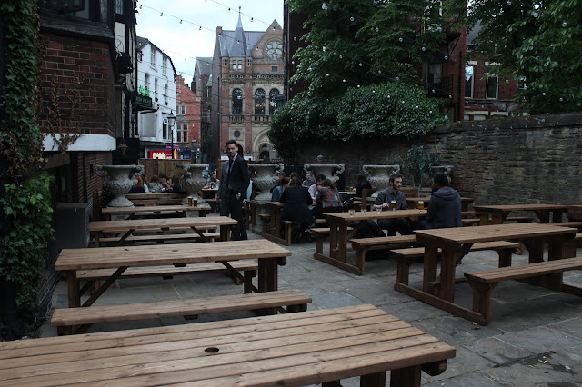 Slate bar Leeds
