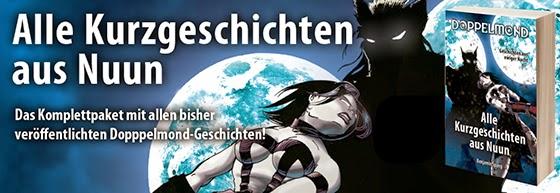 """Banner zu meinem Buch """"Alle Kurzgeschichten aus Nuun"""" - Als Ebook und Taschenbuch erhältlich!"""
