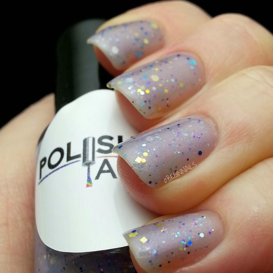 Let\'s Begin Nails: Polish Addict Nail Color December Mystery Box ...