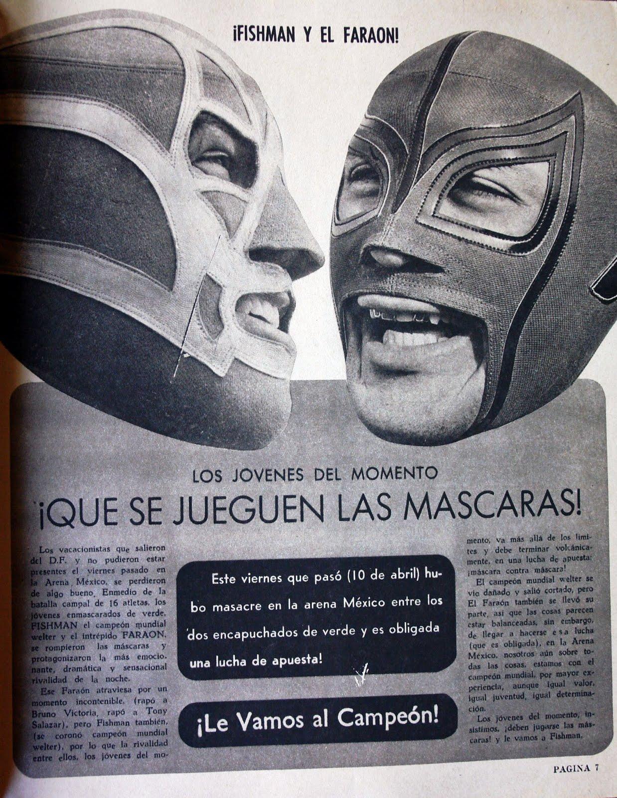 El faraon luchador http bajolascapuchasmx blogspot com 2011 06 el
