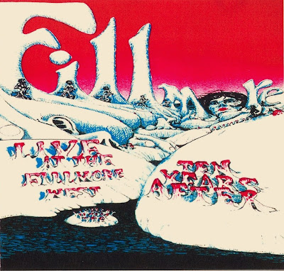 Ten Years After - Fillmore Auditorium San Francisco - June 28Th 1968 - SB