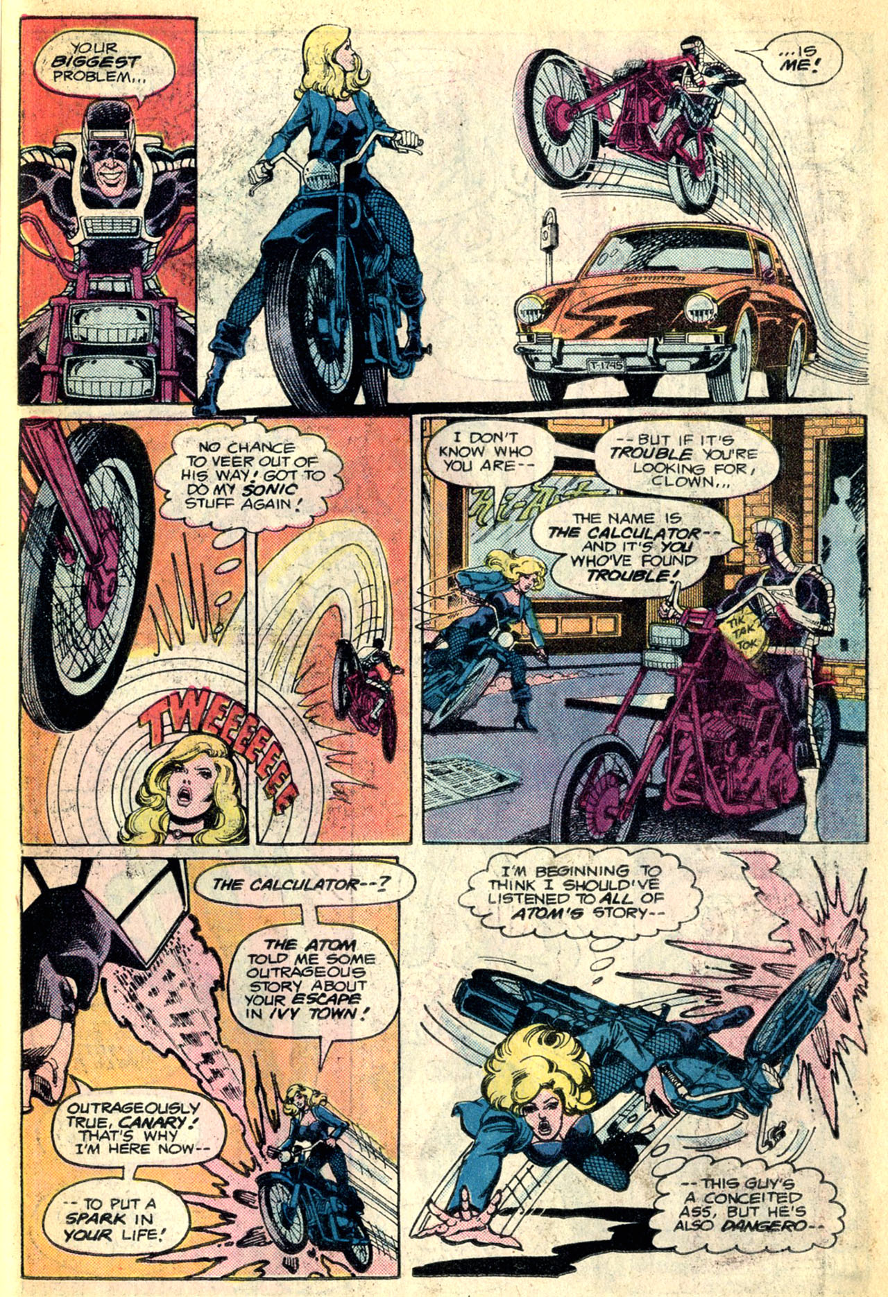 Detective Comics (1937) Issue #464 Page 27