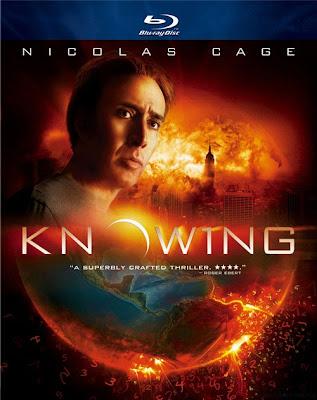 Knowing (2009) 720P BRRip 726MB mkv Dual Audio