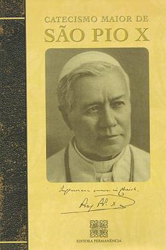 Adquira o seu Catecismo de São Pio X em livro