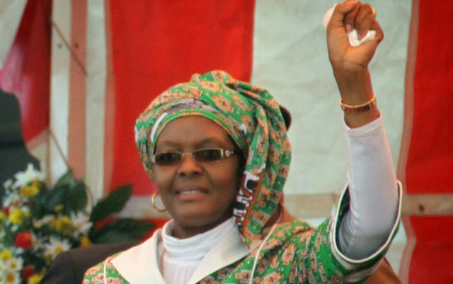 Zimbabwe First Lady: My time has come