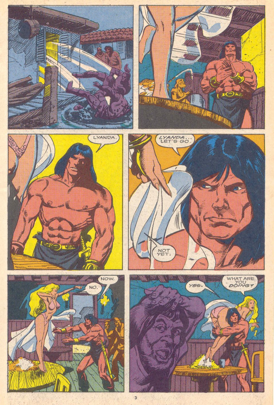 Conan the Barbarian (1970) Issue #228 #240 - English 4