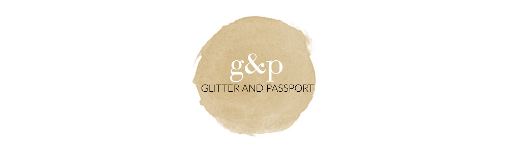 Glitter and Passport