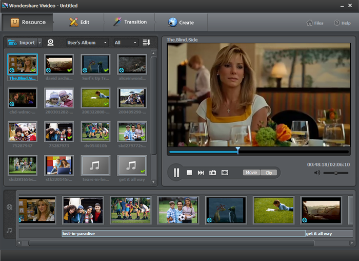 free editor video software