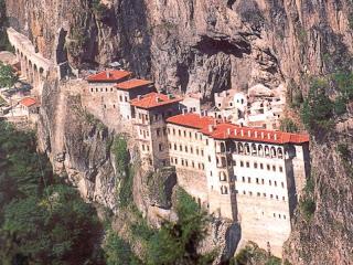 Sümela Manastırı Maçka