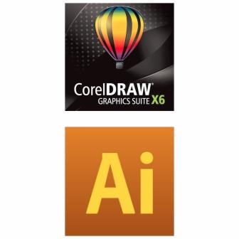 Coreldraw X6 Support File AI (Adobe Ilustrator)