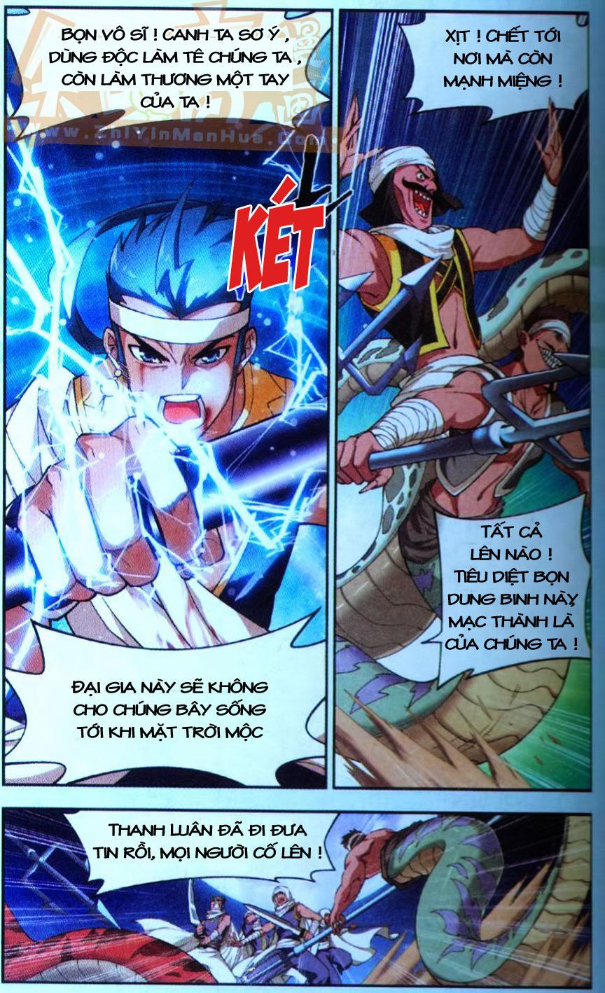 Đấu Phá Thương Khung chap 41 page 2 - IZTruyenTranh.com