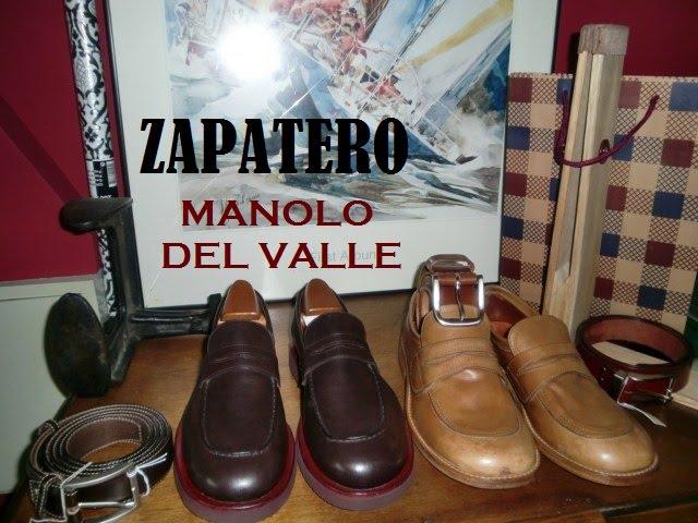 ZAPATERO MANOLO DEL VALLE