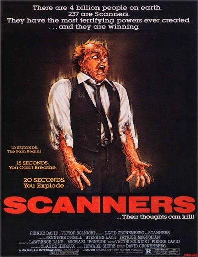 Ver Scanners (1981) Online
