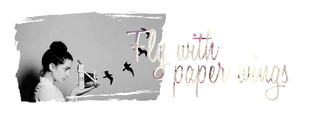 Fly with Paper Wings