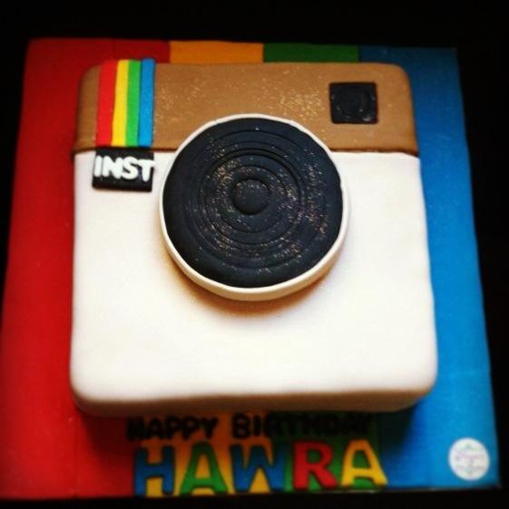 Reem s Cake Boutique: Instagram Cake