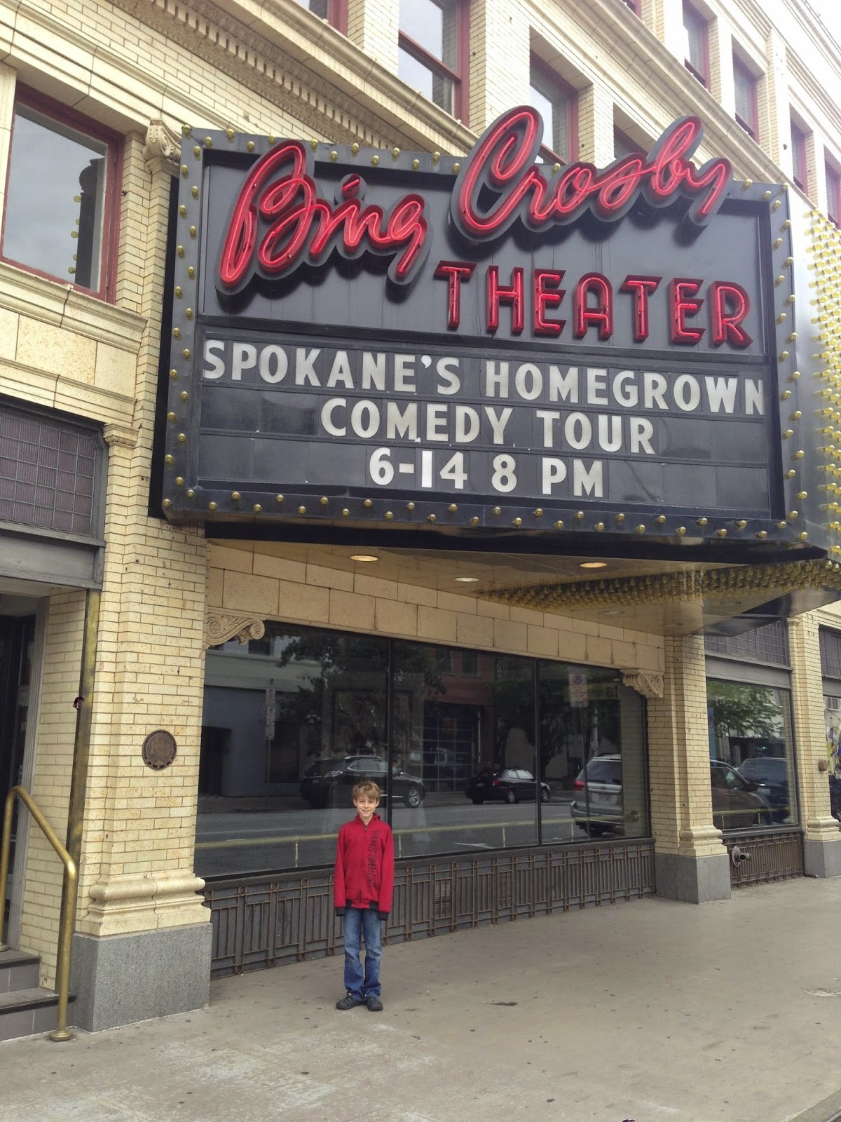 Spokane Washington Family Travel