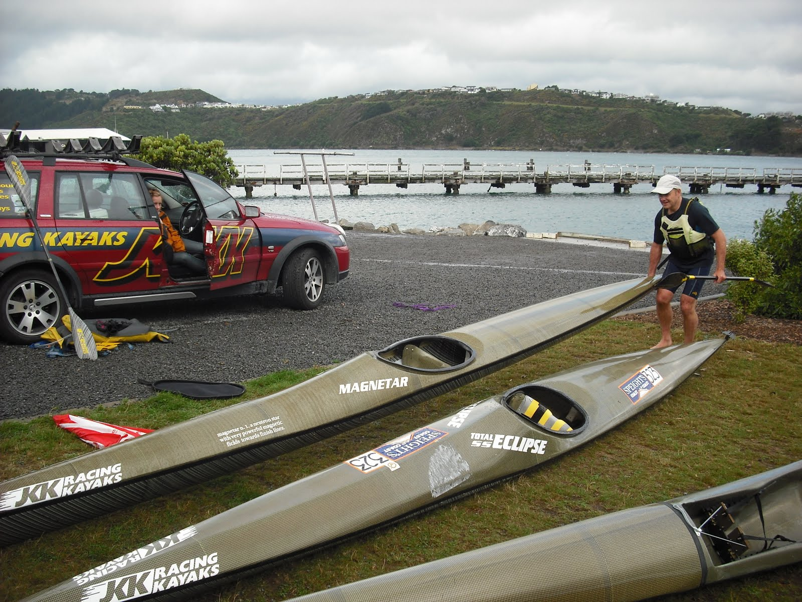 Welly Paddlers: March 2011