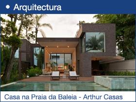 Casa na Praia da Baleia - Arthur Casas