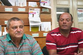 CARLOS E HENRIQUE(PRESIDENTE DO CDBR
