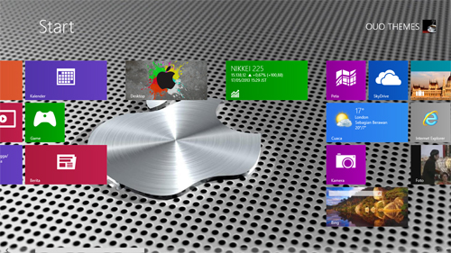 Apple Theme For Windows 8