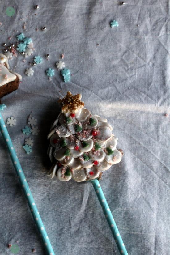 cake pops árbol de navidad kidsandchic  3