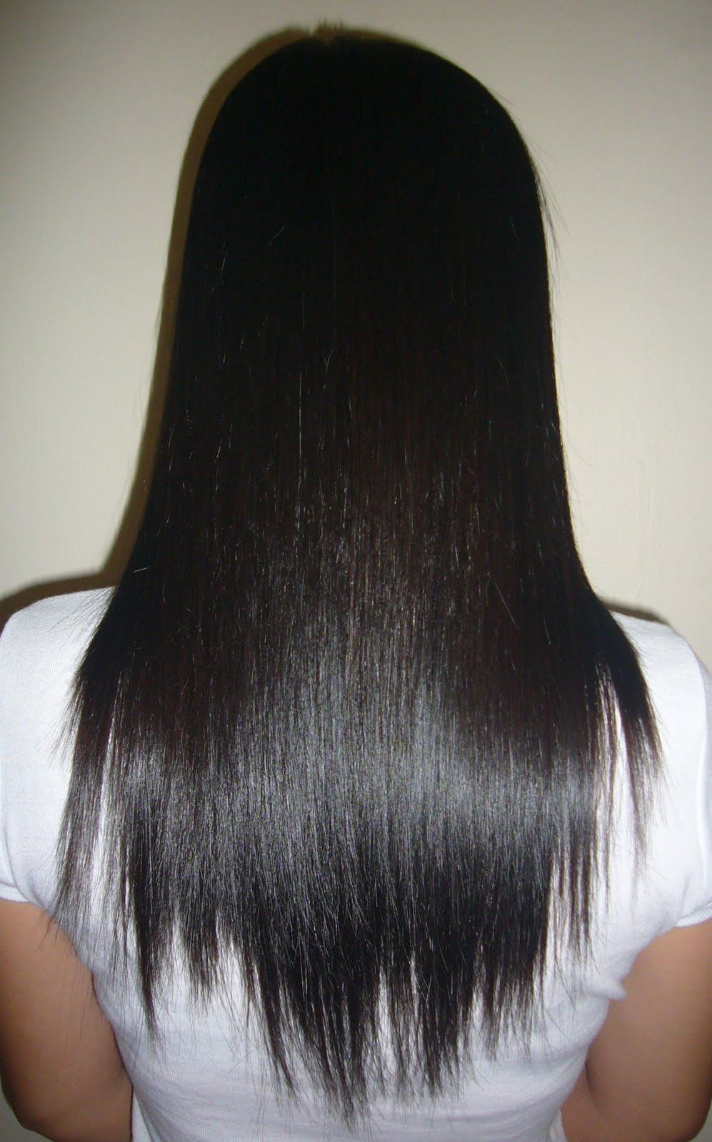 how to cut the back of my hair myself