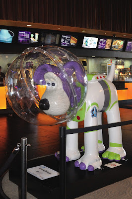 Gromit Lightyear (side view)