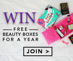 Win a Beauty Box