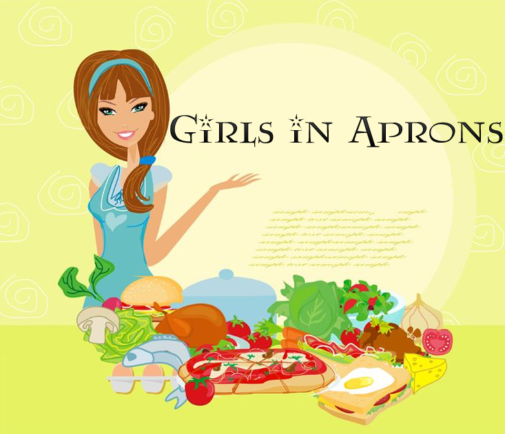 Girls in Aprons