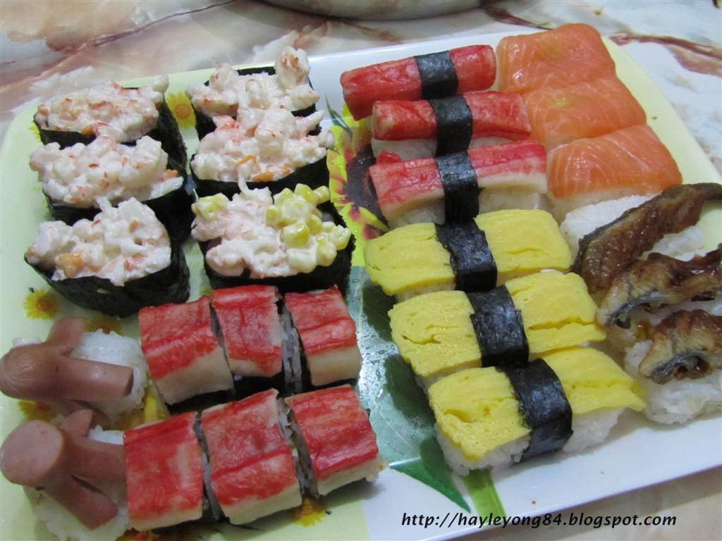 how to cook sushi ruce